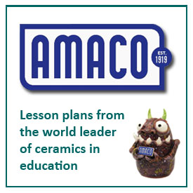 Lesson plans from the world leader of ceramics in education.