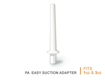 Xiem Suction Adapter For 1oz and 3oz Precision Bulbs