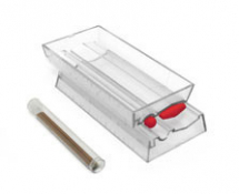 Bead Roller- BLUNT END BICONE