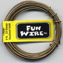 FUN WIRE 22 GAUGE PEARLIZED GOLD