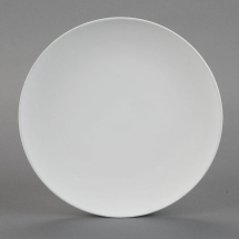 Bisque Coupe Dinner Plate 11 x 11 x 1.2inch