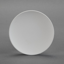 Bisque Coupe Salad Plate 8 x 8 x 0.9inch