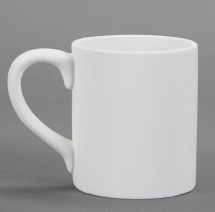 Bisque Plain Mug - 330ml 82x127x95mm