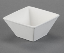 Bisque Asian Mini Bowl 4.5 x 4.5 x 2.5inch