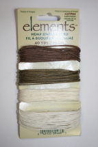 40yds (36.5) Hemp Cord Ethnic