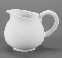 Bisque Cream Jug
