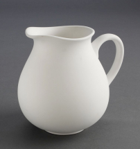 Bisque Pitcher Milk Jug