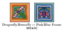 Millefiori Slice 'n Bake - CAN E TWIN PACK DRAGONFLY / BUTTER