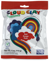 AMACO Cloud Clay RED 4oz