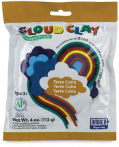 AMACO Cloud Clay TERRACOTTA 4oz