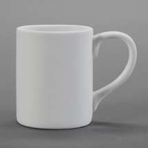 Bisque Plain Mug - 280ml 70x125x95mm