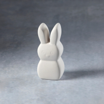 Bisque Bunny 1.4 x 1.1 x 3inch
