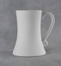 Bisque Concave Mug 20oz