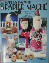 Amaco - BOOK: MAKE PAPIER MACHE