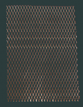 WF Impression Copper 1/8inch Mesh 3 Sheets 16x20inch