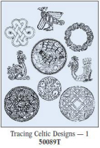 Art Emboss Celtic Designs 1 Tracing Patterns