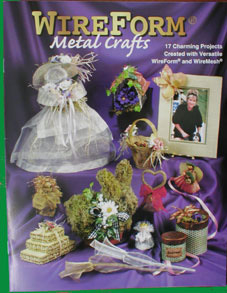 BOOK: WIREFORM METAL CRAFTS Less Than Half Price - 60% Off