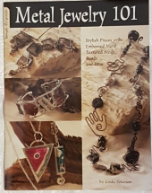 BOOK: METAL JEWELRY 101 NO3423 30% Off