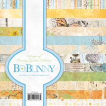 BoBunny 12inch Country Garden Paper Pad