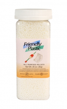 Friendly Plastic- IVORY PELLETS 28oz JAR (800g)