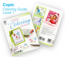 Copic Colouring Guide