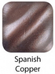 Amaco Rub 'n' Buff - SPANISH COPPER - ½oz