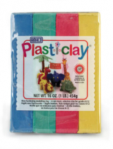 Amaco - Plasti-Clay - Assorted Colours #2