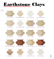 Earthstone Clays Range