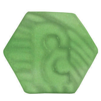 P4362 Potterycrafts Lead Free - Light Green
