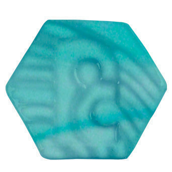 P4366 Potterycrafts Lead Free - Light Turquoise