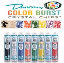 Duncan Colour Burst - Crystal Chips Cone 06 to 6