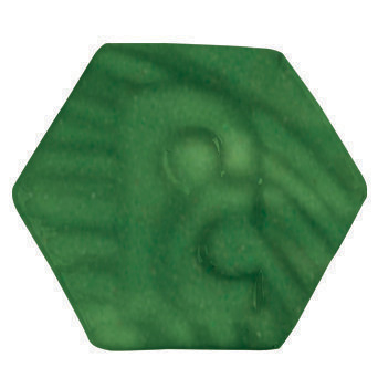 P4350 Potterycrafts LEAD FREE Powder - Green/Yellow