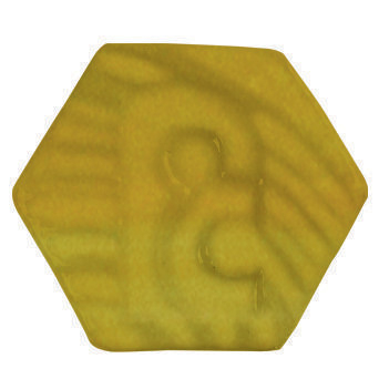 P4360 Potterycrafts LEAD FREE Powder - Bright Yellow