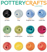 Potterycrafts Liquid Lead Free Colours -15ml