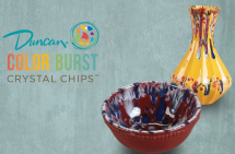 Duncan Colour Burst Crystal Chips Cone 06/6