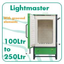 Front Loading Lightmaster 100 to 250lt
