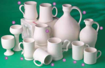 Mugs, Cups, Tankards & Goblets