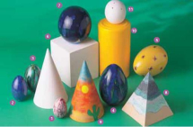 Geometric Shapes Moulds
