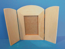 Closing picture frame 140x200mm