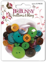 Sophie Buttons & Bling
