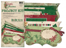 BoBunny Father Christmas Project Kit Project Kits