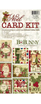 BoBunny NOEL CARD KIT