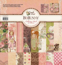 BoBunny Little Miss Collection Pack