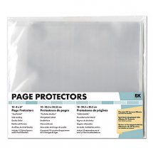 8x8 Page Protectors