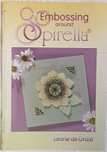 Embossing book - Spirella 50% off