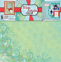 winter delights paper pack