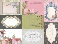 KaiserCraft- The Lakehouse - 12inch Scrapbook