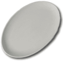 Oval Serving Plate 345x225mm