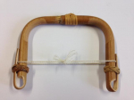 Square Cane Teapot Handle 100mm