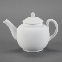 Bisque Tea Pot 1lt